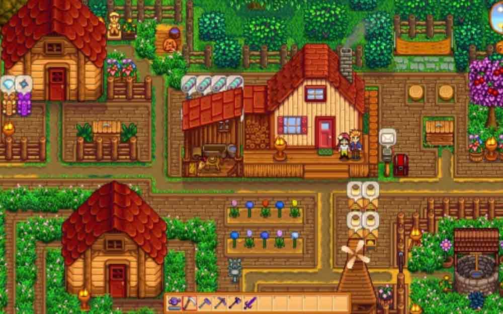 How to Plant Trees in Stardew Valley